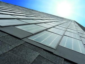 solar cell power shingles