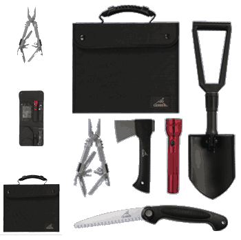 Gerber vehicle suv survival kit