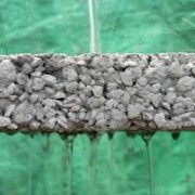 Water Pervious Concrete
