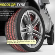 Tires That Change Color When They Need To Be Replaced