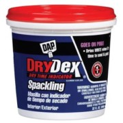 Spackle That Indicates When It's Dry
