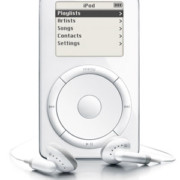 Apple iPod click Wheel