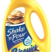 Shake and Pour Batter Packaging