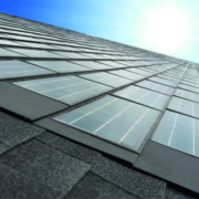 Dow PowerHouse PhotoVoltaic Solar Cell Shingles