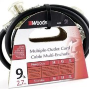 Woods Extension Cord Packaging